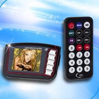 "1,8 ""LCD Auto MP3 / MP4 Player FM Transmitter Modulator Mit Fernbedienung RC Auto MP3 Player"