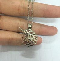 New Love Wish Pearl Cages Locket Pineapple Pterosaurs Unicor...