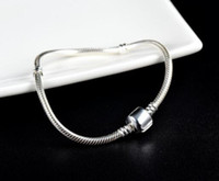 High quality 20Pcs Lot Silver Plated Bracelet & Bangle Snake...