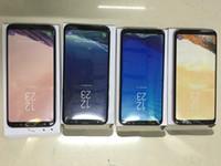 KAIBAICEN gefälschte Dummy-Form für Samsung S8 / S8 plus Dummy-Handy-Form nur für Anzeige nicht arbeitendes Dummy-Modell
