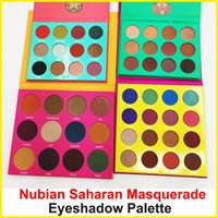 In stock Eyeshadow Palette Masquerade 16 color Eye shadow Pa...