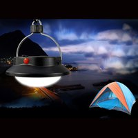36LED Outdoor Indoor Camping Lamp with Lampshade Circle Tent...