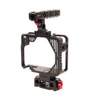 Cage de protection CAME-TV pour appareil photo 5D2, 5D3, 5D4 avec poignée