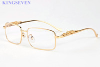 erkekler kadınlar için moda tutum güneş gözlüğü kutusu ile leopar çerçeveler güneş gözlüğü kadınlar altın gümüş alaşımlı metal çerçeve yeni gözlük gözlük