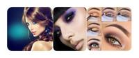 2000pcs / 1000pairs jetables de fard à paupières beauté composent Up outils gel pour les yeux maquillage bouclier pad protecteur autocollant extensions de cils patch chaud