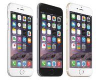 """Yenilenmiş iPhone 6 Cep Telefonu 16 GB 64 GB 100% Orijinal Apple iPhone 6 Dokunmatik KIMLIK fonksiyonu olmadan parmak izi olmadan 4.7 """"Smartphone"""