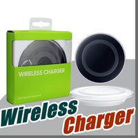 Universal Qi Wireless Charger fast Charging For Samsung Note...