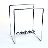 Newton Cradle Ball Desk Ornaments Science Toys (legge di conservazione dell'energia cinetica)