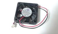 20 piezas x 5015s 24v 50x50x15mm 2 alambres DC sin escobillas Ventilador de enfriamiento