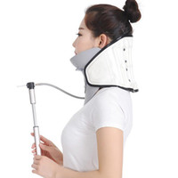 Inflatable Light Car Neck Support Brace Neck Pain Stiffness ...
