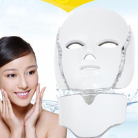 3 in 1 LED facial mask Galvanic PDT Photon Face Mask For Ski...