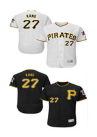 #27 JUNG HO KANG 2016 HOT SALE HIGHY QUALITY PITTSBURGH PIRA...
