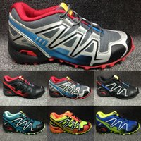 9 Colors Speedcross 3 Children Hiking Shoes Speed Cross 3 CS...