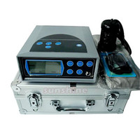 Foot Detox Machine Ion Foot Bath Spa Ionic Cell Cleanse with Far Infrared belt Luxurious Ionic Detox Foot Spa