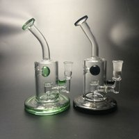 cheap glass bong with Honey bucket oil rig bongs water pipes...