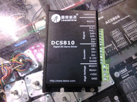 Free shipping New Leadshine DC Brush servo driver DCS810 wor...