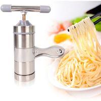 famiglia multi funzione piccola tagliatella manuale che fa macchina utensili per pasta mini spremiagrumi 5 tipi di cibo muore