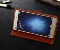 Xiaomi Mi 4S Mi4s 케이스에 대한 새로운 패션 가방 커버 Xiaomi Mi 4S Mi4s에 대한 Luxury Flip 귀여운 다채로운 비즈니스 얇은 가죽 케이스