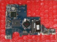 616449-001 per HP compaq presario CQ62 G62 scheda madre CQ42 DDR2 con chipset GL40 100% pieno testato ok e garantito