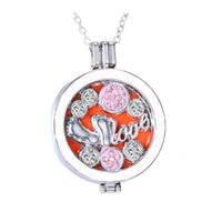Aromatherapy Jewelry Essential Oil Diffuser Necklace 2016 Ne...