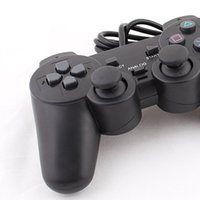 controlador ps2 con cable para ps2 Console Gamepad Dual Vibration PS2 controller