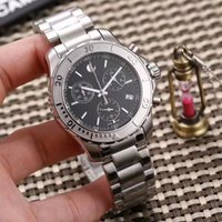 High Quality 42MM Series 800 Men' s Luxury Watch Stainle...