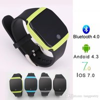Sports Swimming Bracelet E07S Bluetooth IP67 Waterproof for ...