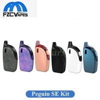 Authentique Joyetech Atopack Penguin SE Starter Kit 2 ml 8.8 ml 2000 mAh E Cigarette Vape Kit Max 50 W 6 Couleurs 100% Original