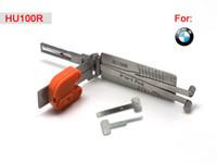 Auto Smart HU100R 2 en 1 auto pick et décodeur pour BMW, serrurier outil livraison gratuite