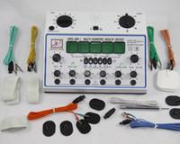 6 قنوات عشرات UNIT متعدد الأغراض الوخز بالإبر العصبية العضلية تحفيز تدليك الصحة KWD-808I الأجهزة الكهربائية مشجعا