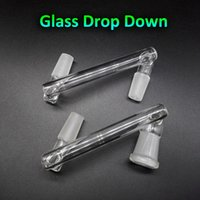 Free DHL Shipping!!! Glass Adapter Drop Down Female Male 14m...