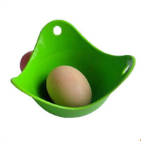 Silicone Egg Poacher Cook Poach Pods Kitchen Cookware Poached Baking Cup Egg Tools fast shipping