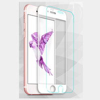 Vente chaude Cell Phone Screen Protectors Trempé film de verre 0.26mm anti-lumière bleue pour iphone 8 iphone 8 plus livraison gratuite