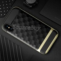 Silicone TPU Case For Iphone X 7 6 6S Plus Hybrid Armor Case...