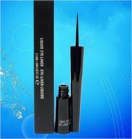 Traceur pour les yeux en gros, MAQUILLAGE NOUVEL eyeliner liquide noir 2.5ml