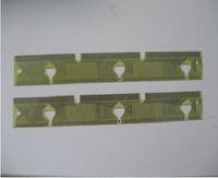 Carkitsshop 10 قطع ذهبية الميت بكسل إصلاح الشريط الكابل لسيارات bmw e38 e39 e53 x5 عداد السرعة لوحة lcd