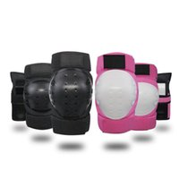 Adult   Child Knee Pads Elbow Pads Wrist Guards 3 In 1 Prote...