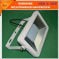 Fabbrica diretta 10w 20w 30w 50w 100w150w tipo quadrato lampade a LED esterna di paesaggio della luce di inondazione impermeabile Proiettori SMD Led Spot