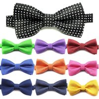 200pcs Bow Ties Hot Sale 2016 New kids Bowties men' s ti...