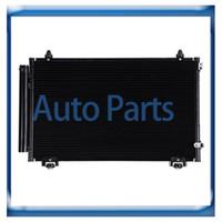 Auto 3299 ac condenser for Toyota Corolla Matrix 1.8L 8013299 8845002261 TO3030201 CM510044