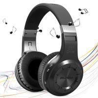 새로운 Bluedio HT 무선 블루투스 4.1 스테레오 헤드폰 이어폰 내장형 전화 및 음악 용 핸즈프리 헤드셋 Original Box