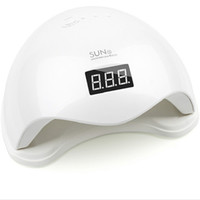 48W UV LED Lamp Nail Dryer SUN5 Nail Lamp With LCD Display A...