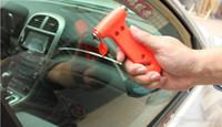 350pcs حقيبة مطرقة سلامة السيارات ، أداة الهروب في حالات الطوارئ. نصيحة مطرقة المنقذة للحياة النوافذ المكسورة ، مطرقة سلامة متعددة الوظائف سيارة التحرير والسرد