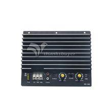 Freeshipping ZL980 Araba Ses Güç Amplifikatörü Kurulu 1000 W Yüksek Güç Bass AMP Subwoofer