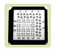 Scheda del rapporto di risoluzione Misura asta del misuratore: 64 x64 FBLB-101