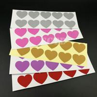 """Adesivo multicolore per piccoli graffi colorati 27x32mm (1.06 """"x 1.26"""")"""