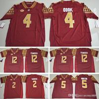 93377f7c556 ... seminoles ebec6 89f0c; cheap new red 2014 bcs bowl patch stitched ncaa  jersey best qulity christmas fsu 4 dalvin