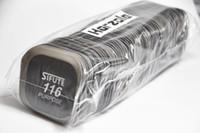"""Reifenpatch-Stopfen Radial und Bias-Ply Reifen Reparaturpatch OV-106 Grey Square 2-1 / 8 """"x 2-1 / 8"""" 54 x 54"""