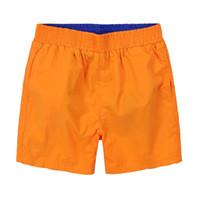 Großhandels-Sommer-Mann-kurze Hosen-Marken-Kleidungs-Badebekleidungs-Polyester-Mann-Marken-Strand-Kurzschluss-kleine Pferd Schwimmen-Abnutzungs-Brett-Kurzschlüsse 2016