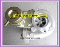 TURBO GT28 T25T28 T25 T28 T25 / 28 Turbocompressore a turbina per Nissan S13 S14 S15 comp .60 Turbina .64 a / r Flangia T25 raffreddato ad acqua
